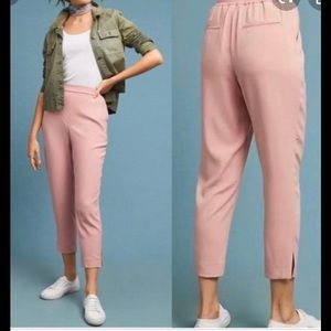 Anthropologie Essential Pull On Trousers